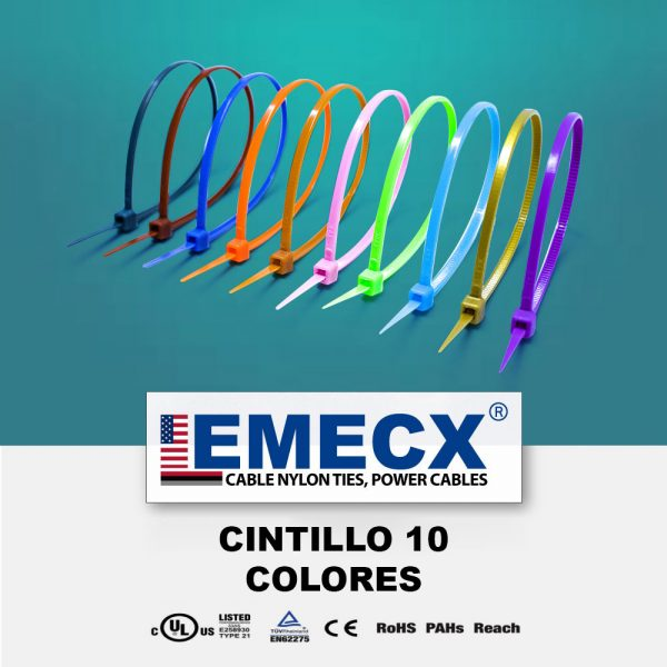 CINTILLO 10 COLORES
