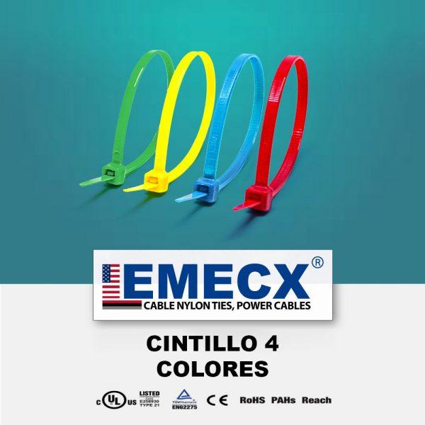 CINTILLO 4 COLORES