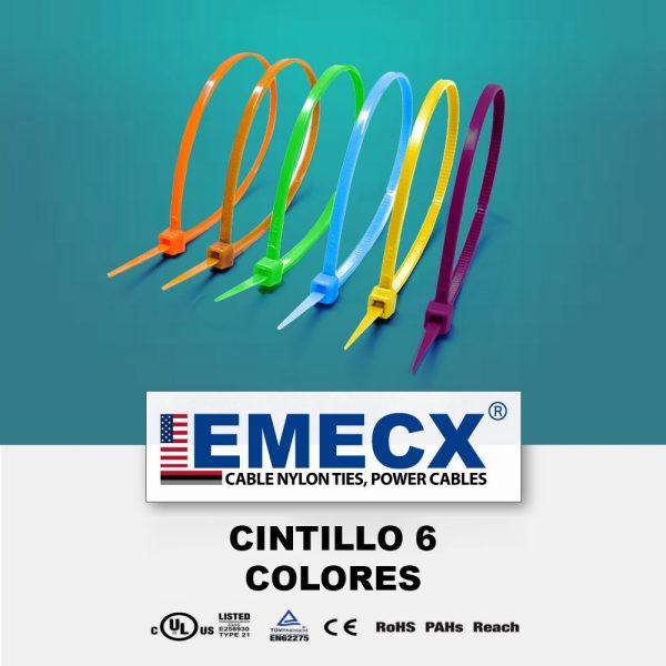 CINTILLO 6 COLORES
